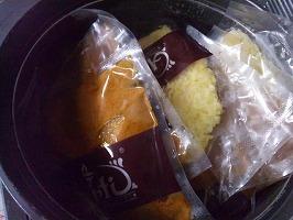インドカレー作り方 湯煎